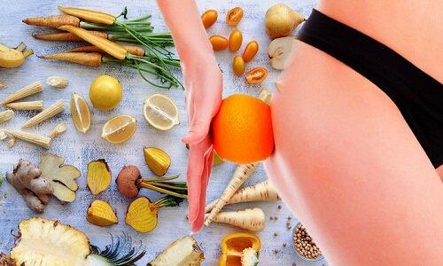 Как избавиться от целлюлита при помощи диет