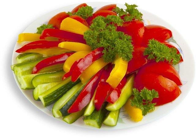 Овощное ассорти (венгерское)