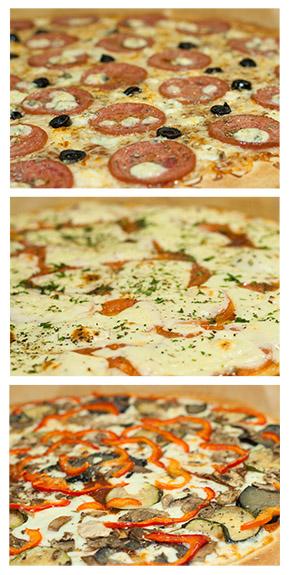 Пицца от «Дока-пиццы»