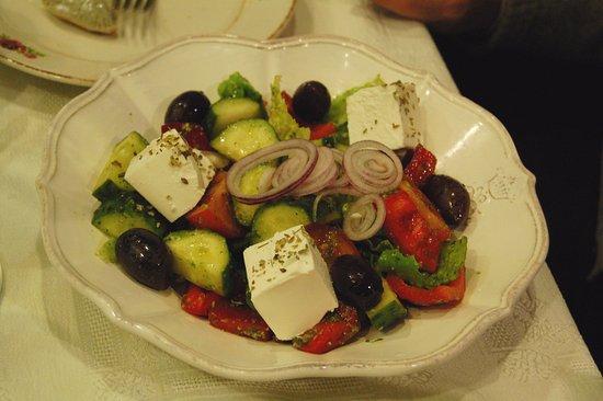 Овощной паштет с сыром фета