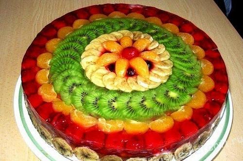 Приготовление желе, украшение тортов, пирожных